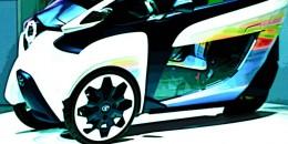 東京モーターショー2013から探る未来の車①
